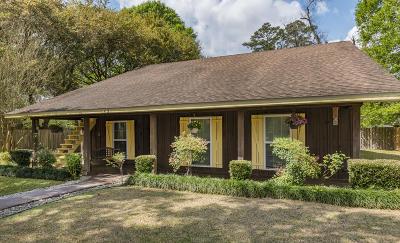 Grand Coteau Single Family Home For Sale: 143 Church Street