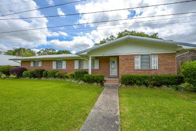 Single Family Home For Sale: 121 N Louisiana Avenue