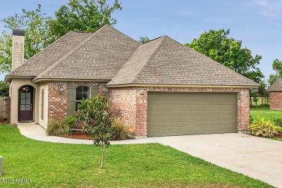 Youngsville Single Family Home For Sale: 613 Braxton Drive