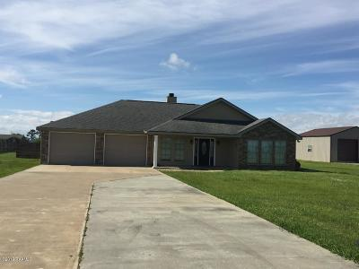 Crowley Single Family Home For Sale: 148 Jimmy Drive Drive
