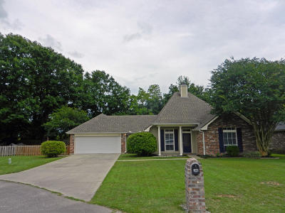 Youngsville Rental For Rent: 306 Crest Circle