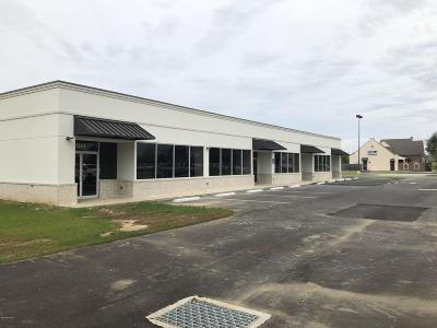 Lafayette Parish Commercial Lease For Lease: 124 Curran Lane #A