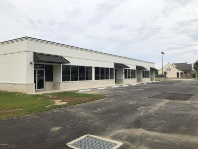 Lafayette Parish Commercial Lease For Lease: 124 B Curran Lane