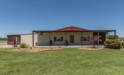Church Point Single Family Home For Sale: 841 Hwy 358
