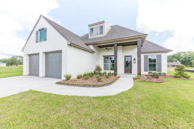 Carencro Single Family Home For Sale: 211 Ridgecroft Drive