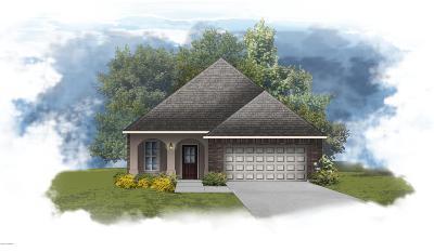 Single Family Home For Sale: 104 St. Gaspar Street