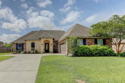 Single Family Home For Sale: 113 Timberland Ridge Boulevard