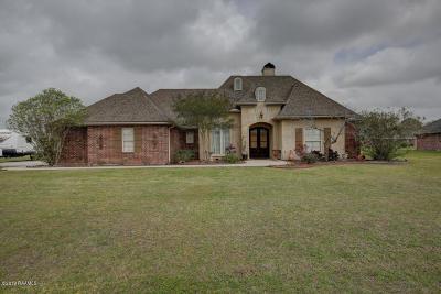 Single Family Home For Sale: 4011 Coco Miquel Road