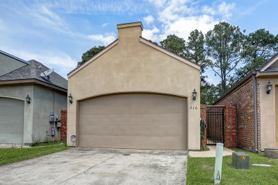 Single Family Home For Sale: 216 Chimney Rock Boulevard