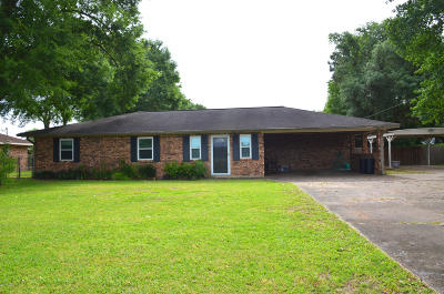 Ville Platte Single Family Home For Sale: 144 Belaire Cove Road