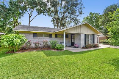 Single Family Home For Sale: 307 Corona Drive