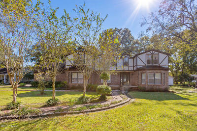 Jennings Single Family Home For Sale: 615 May Street