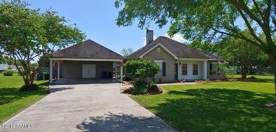 Breaux Bridge Single Family Home For Sale: 812 Gary Drive