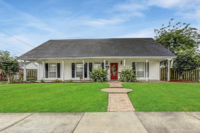 Iberia Parish Single Family Home For Sale: 800 E Santa Clara Street