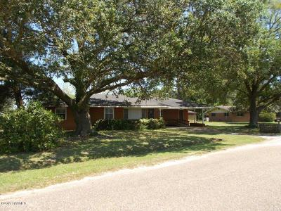 St Martinville, Breaux Bridge, Abbeville Single Family Home For Sale: 115 W Valcourt Street
