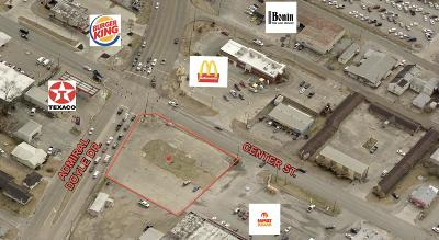New Iberia Residential Lots & Land For Sale: 1500 Center Street