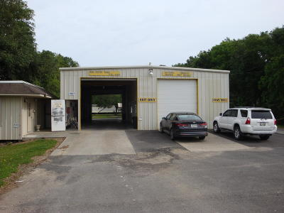 St Landry Parish Commercial For Sale: 1501 Hwy 190 W