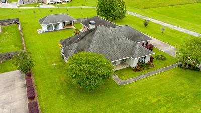 St Martinville, Breaux Bridge, Opelousas Single Family Home For Sale: 645 Meghan Drive