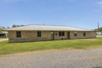 Abbeville Single Family Home For Sale: 9206 Us Hwy 167