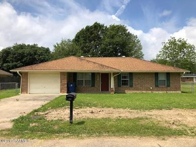 Crowley Single Family Home For Sale: 538 Mims Drive