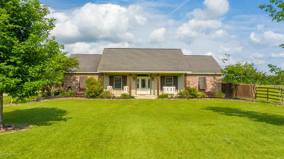 Opelousas Single Family Home For Sale: 1406 Charles Fisher Road