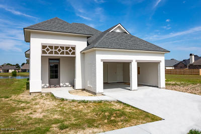 San Sebastian Single Family Home For Sale: 231 Santander Drive
