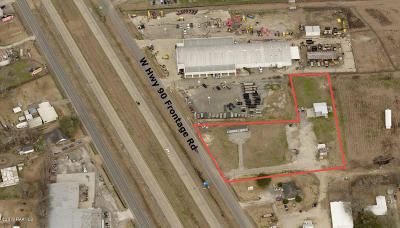 Iberia Parish Residential Lots & Land For Sale: 6100 Blk Hwy 90 W