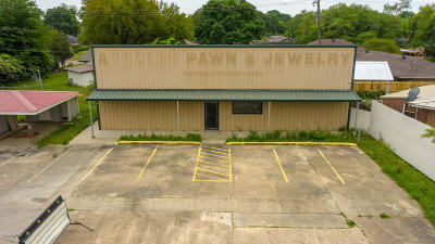 St Landry Parish Commercial For Sale: 513 Creswell Lane