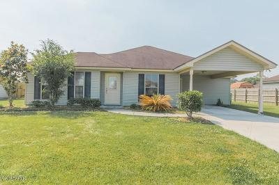 Breaux Bridge Single Family Home For Sale: 926 Lillian Michel Drive