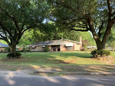 Eunice Single Family Home For Sale: 546 Hwy 29