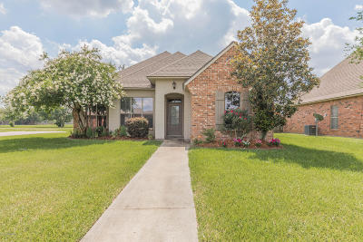 broussard Single Family Home For Sale: 305 Hillbrooke Drive