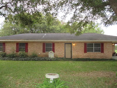 Ville Platte Single Family Home For Sale: 1117 Grand Meadows Drive