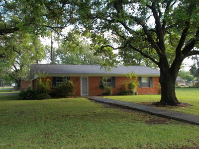 St Martinville, Breaux Bridge, Abbeville Single Family Home For Sale: 330 Emile Street