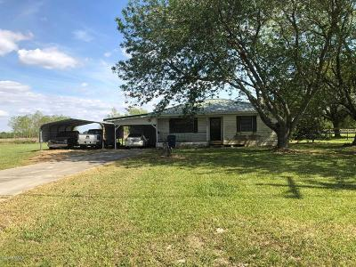Opelousas Single Family Home For Sale: 740 Heidi B Road