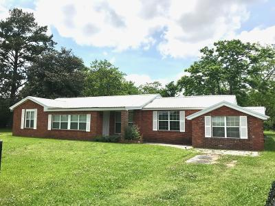 Rayne Single Family Home For Sale: 2351 Mire Hwy
