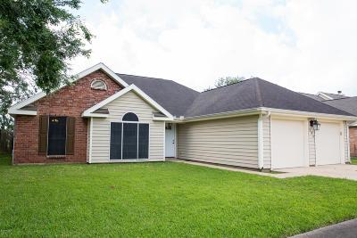 broussard Single Family Home For Sale: 202 Burlington Avenue