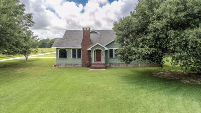 Welsh Single Family Home For Sale: 8299 Hwy 99