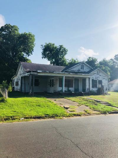 Opelousas Residential Lots & Land For Sale: 721 Madison Street