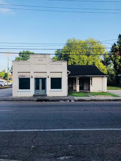 St Landry Parish Commercial For Sale: 634 S Union Street
