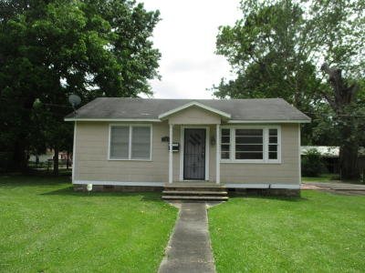 Ville Platte Single Family Home For Sale: 504 W Jackson Street