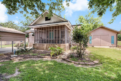 Erath Single Family Home For Sale: 5717 Debuse Road