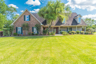 Carencro Single Family Home For Sale: 108 Schoeffler Road