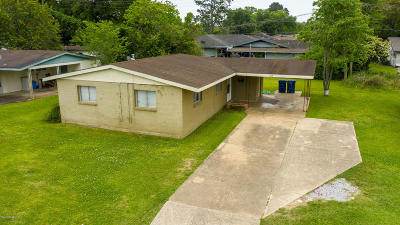 St Landry Parish Commercial For Sale: 545 Creswell Lane