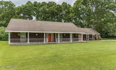 Carencro Single Family Home For Sale: 4903 N University Avenue