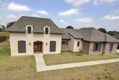 Youngsville Single Family Home For Sale: 113 Oak Shadows Drive