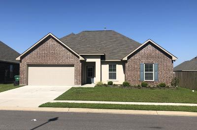 Youngsville LA Single Family Home Sale Pending: $185,500
