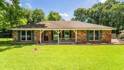 Lafayette Single Family Home For Sale: 216 Amanda Drive