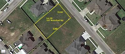 Lafayette Residential Lots & Land For Sale: 107 Waterfowl Road