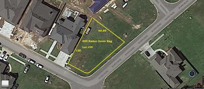 Lafayette Residential Lots & Land For Sale: 600 Ember Grove Crossing