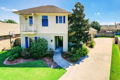 Lafayette Single Family Home For Sale: 113 Barronne Street
